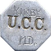 Token - Kirby UTT Canning Co. – obverse