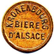 Token - Café Mangenot (Saulnes) – reverse