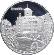Medallion - Castles of Graubünden (Ortenstein) – obverse
