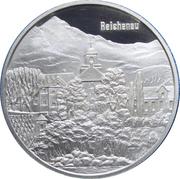 Medallion - Castles of Graubünden (Reichenau) – obverse