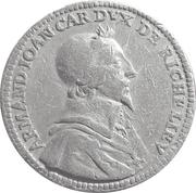 Token - Richelieu (Hoc Duce Tuta) – obverse