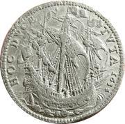 Token - Richelieu (Hoc Duce Tuta) – reverse