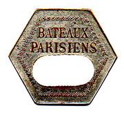 10 Centimes - Bateaux Parisiens (Paris) – obverse