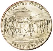 Token - Pony Express – reverse