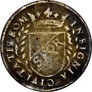 Counter Token - Caesar Augustus SPQR (Nuremberg) – reverse