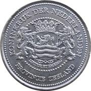 Provincial Guilder - Zeeland – obverse