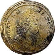 Counter Token - Louis XV (Double L; Nuremberg) – obverse