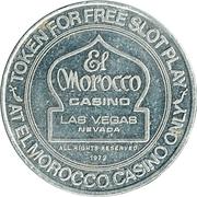 1 Dollar - El Morocco Casino (Las Vegas, Nevada) – obverse