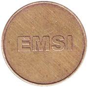 Car Wash Token - EMSI – obverse