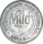 Token - Mudi (Brasil) – reverse