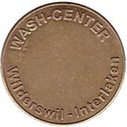 Car Wash Token - Migrol (Wilderswil-Interlaken) – reverse