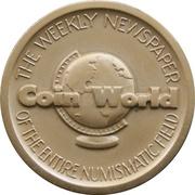 Token - Coin World (Philadelphia Mint) – obverse