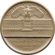 Token - Coin World (Philadelphia Mint) – reverse