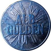 Alb Gulden - Schwäbische Alb – reverse