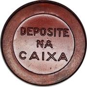 Token - Auto Viação Sta. Clara (round; without S.A.) – reverse