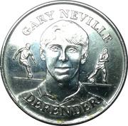 Token - Sainsbury's Official England Squad 1998 (Gary Neville) – obverse