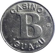 Token - Casino Iguazu (B) – obverse