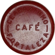 Token - Cearazinho Fortaleza (coffee) – obverse