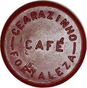Token - Cearazinho Fortaleza (coffee) – reverse