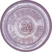 Token - Transp. Estrela Ltda (round) – reverse