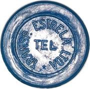 Token - Transp. Estrela Ltda * (round; with star) – obverse