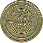 Token - All Automatic Wash – obverse