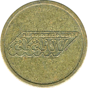 Token - All Automatic Wash – reverse