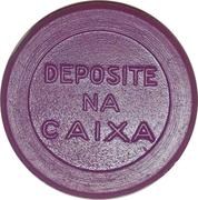 Token - Viação Andorinha Ltda (round; LTDA with  long base) – reverse