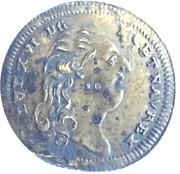 Token - Louis XVI (Mit lust) – obverse