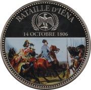 Token - Napoleon (Bataille d'Iéna) – obverse