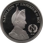 Token - Napoleon (Bataille d'Iéna) – reverse