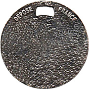 Shopping Cart Token - Depose France – reverse