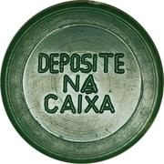 Token - Viação Galo Branco Ltda (round; without star) – reverse