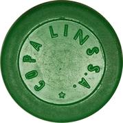 Token - Copa Lins S.A. (round) – obverse