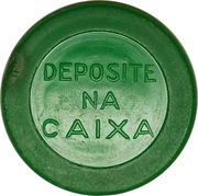 Token - Copa Lins S.A. (round) – reverse