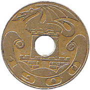 Token - LPP (Urban bus transport; Viator) – obverse