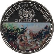 Token - Napoleon (Bataille des Pyramides) – obverse