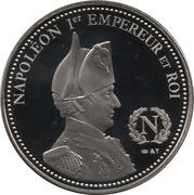 Token - Napoleon (Bataille des Pyramides) – reverse