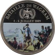 Token - Napoleon (Bataille de Wagram) – obverse