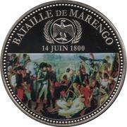Token - Napoleon (Bataille de Marengo) – obverse