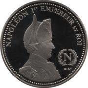 Token - Napoleon (Bataille de Marengo) – reverse