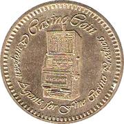 Game Token - Casino Coin – obverse