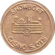 Game Token - Showboat Casino Slots – reverse