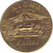 Kauai Dollar – obverse