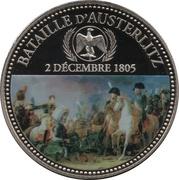 Token - Napoleon (Bataille d'Austerlitz) – obverse