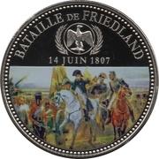 Token - Napoleon (Bataille de Friedland) – obverse