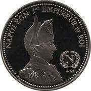 Token - Napoleon (Bataille de Friedland) – reverse