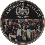 Token - Napoleon (Campagne d'Italie) – obverse