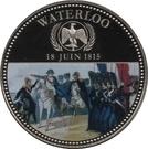 Token - Napoleon (Waterloo) – obverse
