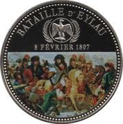 Token - Napoleon (Bataille d'Eylau) – obverse